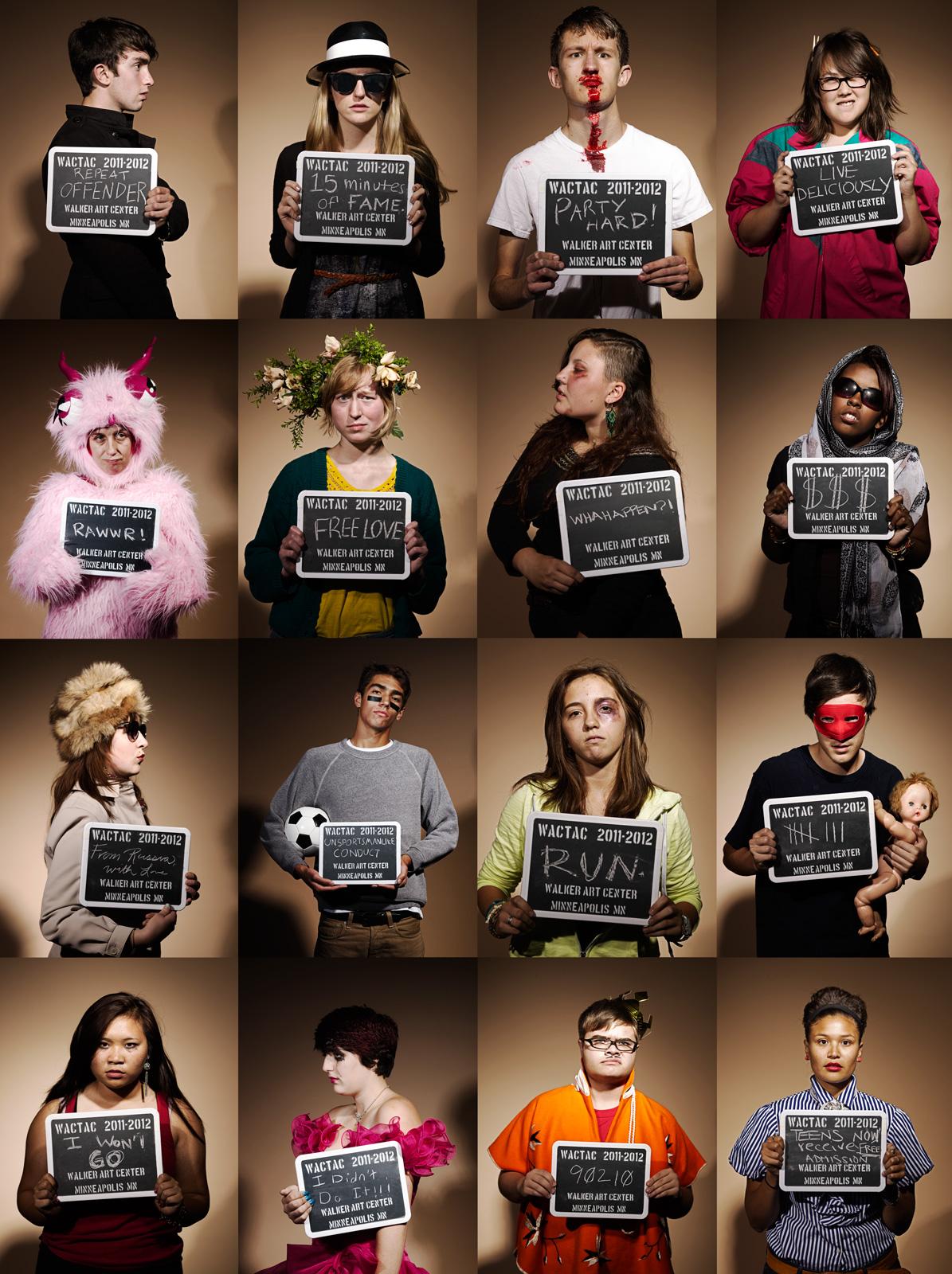 Art show teen blog