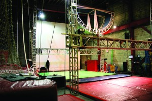 STREB SLAM is the company's creative center and laboratory in Brooklyn.