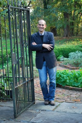 Franklin Vagnone, Executive Director of the Historic House Trust of New York City. Image: Franklin Vagnone.
