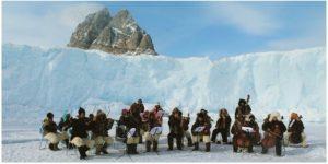 Sistema program in Uummannaq Greenland