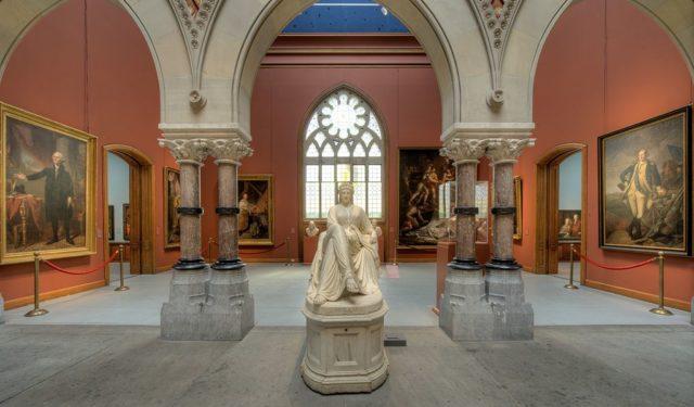 Historic PAFA adapts to the present, reimagines its future - ArtsFwd
